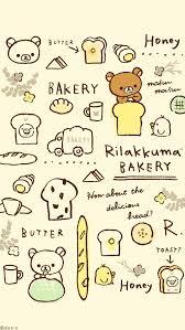 Rilakkuma Instructionsfor Food Rilakkuma Lㅇㅅㅇl In 2019