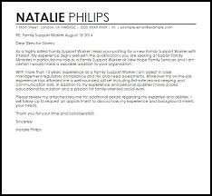 Resume Example Disability Support Worker Cover Letter Resume