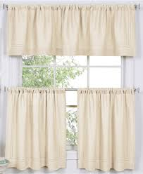 curtain extremely creative cafe curtains elrene cameron cafe curtain collection modern blue for bathroom sheer