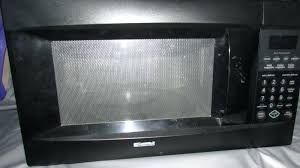 lg lcrt1513st countertop microwave oven 1100 watt stainless steel black counter top cu feet