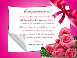 Wedding Wishes Quotes Delectable Wedding Wishes Messages And Wedding Day Wishes Wordings And Messages