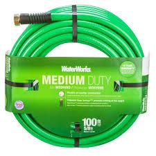 100ft garden hose. Dia X 100 Ft. Medium Duty Water Hose-WWT4058100C - The Home Depot 100ft Garden Hose L