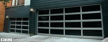 all glass garage door garage doors specialty full view glass glass garage door revit model