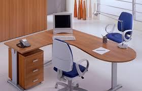 Scrivania Angolo Moderna : Scrivania in legno metallo moderna per uso professionale