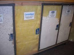insulation kiosk display