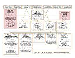 What Is A Delta Chart Organizational Chart Delta Township