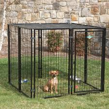 iconic pet heavy duty metal dog exercise and training playpen hayneedle
