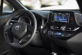 2018 toyota key. simple key the chr lacks a builtin navigation option or phone integration via apple on 2018 toyota key o