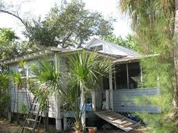 Florida Cracker House Meets The XXI CenturyFlorida Cracker Houses