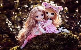 Two Cute Barbie Doll - 1920x1200 ...