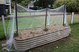 bird netting for garden. Simple Garden ECover Bird Netting Garden Net Reusable Knotty Anti Mesh   Protect Plants With For