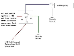 12 volt water pump wiring diagram 12 image wiring finally dual walbro for hondas honda tech on 12 volt water pump wiring diagram
