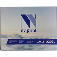 <b>Картридж NV-Print MLT-D209L</b> Черный (Black) — купить в городе ...