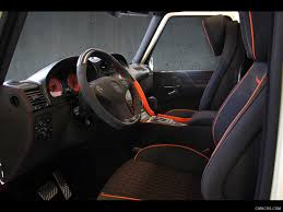 2011 Mansory Mercedes-Benz G-Class - Interior | Wallpaper #4