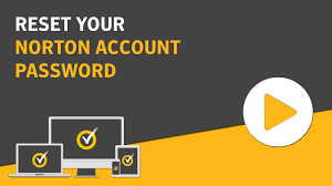 Reset Your Norton Account Password