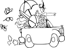 Kleurplaat Batman Auto Ausmalbilder Sommer Kostenlos Malvorlagen Zum