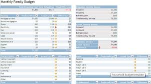 home budgeting software 2017s best free budget templates