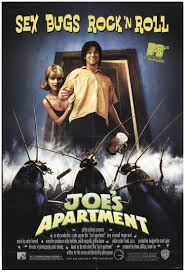 Joes Apartment 1996 Original Movie Poster Us One Sheet Fff 70614