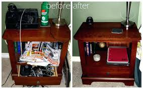 bedside table with charging station. Brilliant With Nightstand Charging Station Etsy Bedside Table With Stirring Once A Drawer  Now Space For Living Home In Bedside Table With Charging Station