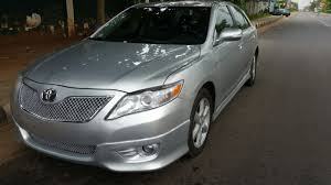 Super Clean Toyota Camry SE 2009 With Dvd,reverse Cam For Just N2 ...