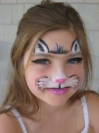 Small Picture Face Painting Easter step by step face painting Face Paint