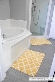 smart size grey bathroom rug ket black white fun gy black yellow and grey bathroom rug white fun gy hotel collection cotton reversible bath s jpg