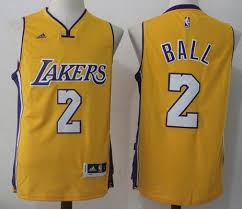 Men's Lakers 30 Jersey China Stitched Nba Ball From Swingman Lonzo for Yellow On Angeles Sale Draft Adidas 2017 Los Cheap Revolution 2 wholesale