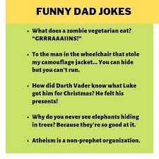 dad jokes 70 best dad jokes for 2019