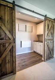 Barn Door Plans Diy Diy Double Barn Door Plans Infarrantly Creative