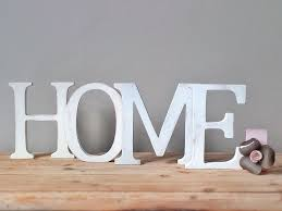 home wooden letters our style of love throughout home plans 9