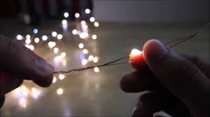 Cutting Micro Led String Lights Taotronics 100 Starry Led String Lights