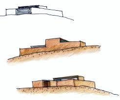 modern architecture sketch. Flashback: Casa Equis / Barclay \u0026 Crousse Architecture Sketch Modern