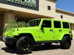 2012 jeep wrangler unlimited sahara photo 4 naples fl 34104