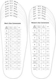 Wish Shoe Size Chart 23 Shoe Hacks Youll Wish Youd Known About Sooner Crochet