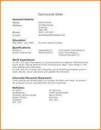Resume Work Experience Examples Najmlaemah Com