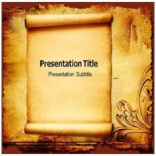 Scroll Powerpoint Template Amazon Com Scroll Powerpoint Templates Scroll Powerpoint