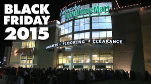 Black Friday 2015 at Nebraska Furniture Mart