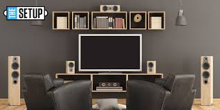 Home Theater System Design The Setup Building A Great Home Entertainment System