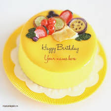 97 Birthday Cake Name Editor Online Birthday Cake With Name Edit