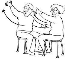 Kuvahaun tulos haulle vanhusten jumppatuokio