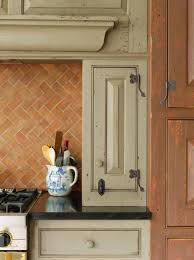American Made Kitchen Cabinets Cabinet Hardware By House Style Old House Restoration Products