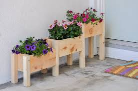 Decorative Planter Boxes Gardening With Kids 100 DIY Outdoor Planters By Just The Woods 72