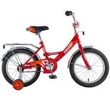 <b>Велосипеды</b> детские Новатрек Vector 16 от 4х лет