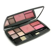 collection nib lane tendre voyage makeup palette 4x eye shadow blush 2x lip color loading zoom dior travel