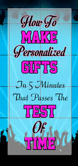 inexpensive personalized gifts. Perfect Personalized Make Inexpensive Personalized Gifts In Under 5 Minutes In O