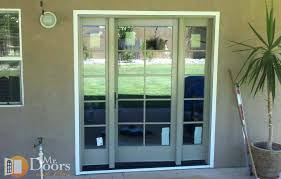 installing a sliding patio door replace sliding glass door with single door all about simple home