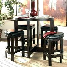 counter height outdoor table sets patio bistro dining bar pub set stool and chairs decorating drop
