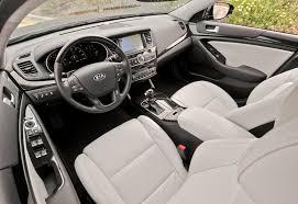 kia optima 2014 white interior. Perfect Optima BlackwhiteInteriorOfCadenzajpg Throughout Kia Optima 2014 White Interior