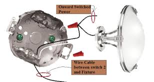 how to wire a 2 way dimmer switch diagram images one switch on image showing wiring diagram of a one way light circuit