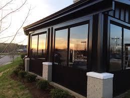 best ideas of restaurant patio enclosures plastic elegant clear